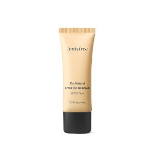 innisfree,eco natural green tea bb cream